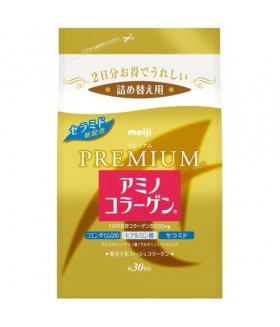 Meiji PREMIUM Amino Collagen 214g
